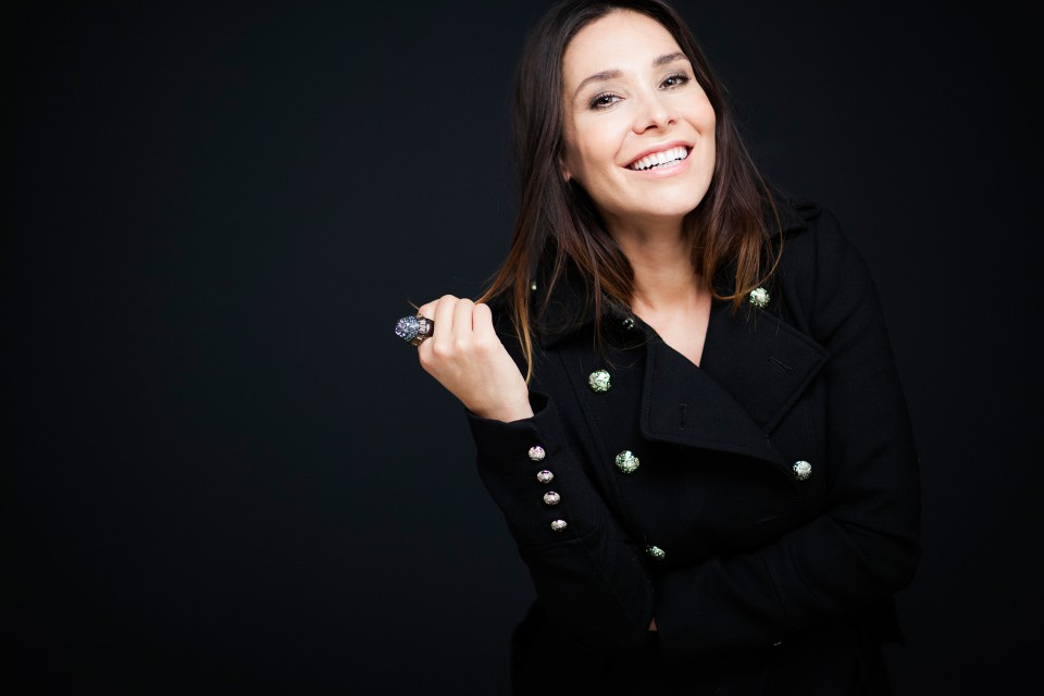 Sandra Ahrabian